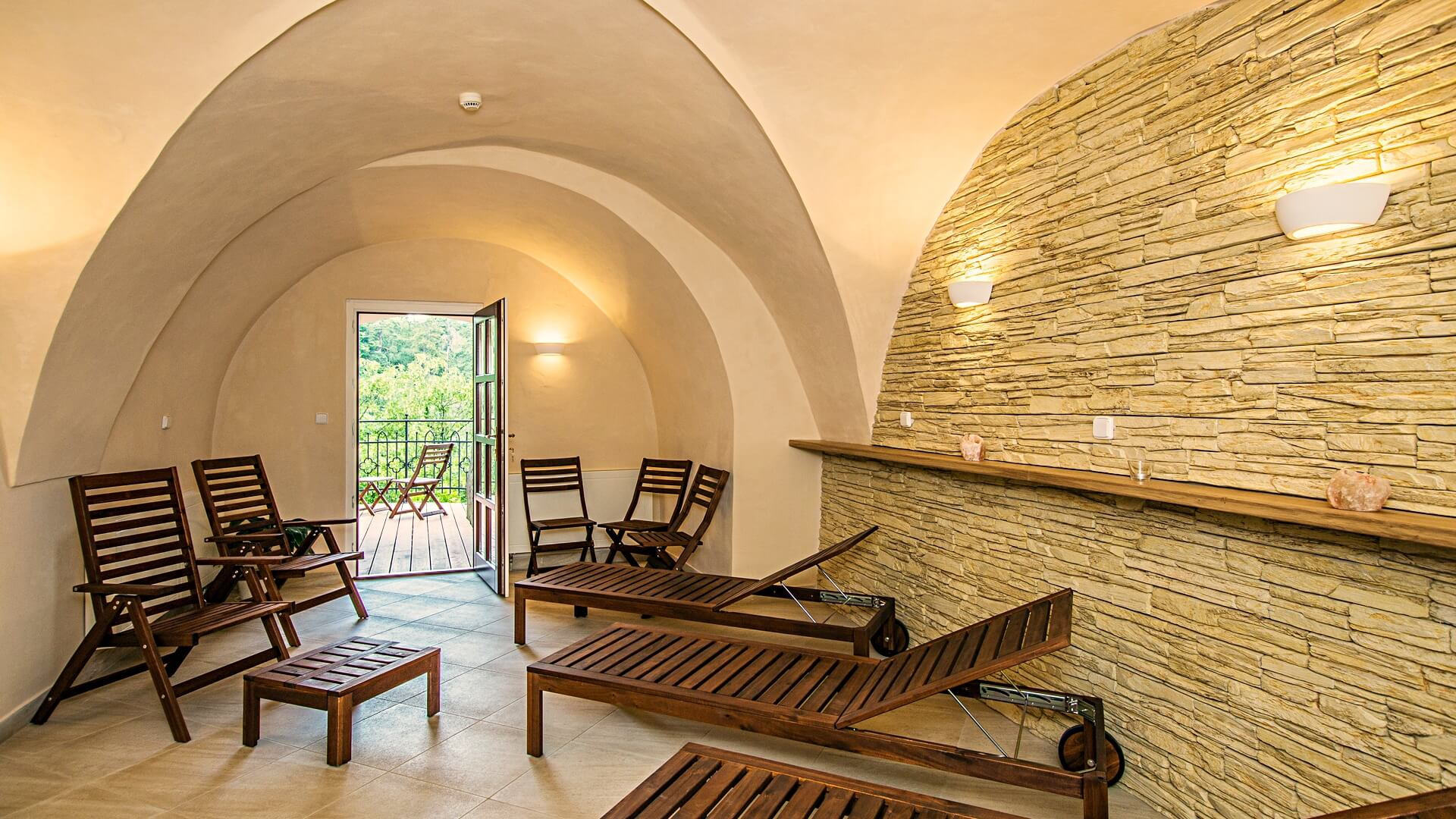 Castle wellness centre Eden Spa