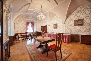 EA Chateau Hotel Hruba Skala**** - Rose Hall