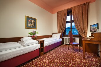 EA Chateau Hotel Hruba Skala**** - four-bed family room