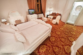 EA Chateau Hotel Hruba Skala**** - Double room with extra bed possibility