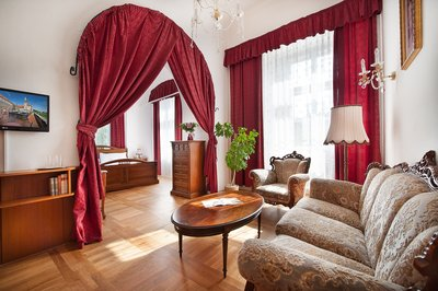 EA Chateau Hotel Hruba Skala**** - double wedding suite