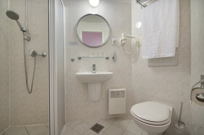 EA Chateau Hotel Hruba Skala**** - double room, bathroom